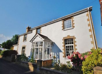 Thumbnail 4 bedroom detached house for sale in Harbour Road, Barry