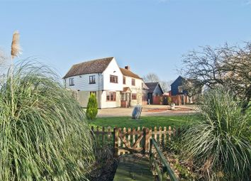 Thumbnail 6 bed detached house for sale in Potts Green, Marks Tey, Colchester