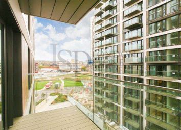 Thumbnail 1 bed flat to rent in Hampton Apartments, Duke Of Wellington Avenue, Royal Arsenal Riverside, Woolwich, London