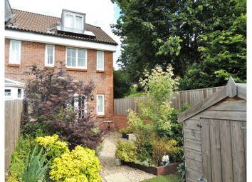 Thumbnail 3 bed semi-detached house for sale in Swain Close, Rochester