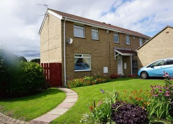 Thumbnail 3 bed semi-detached house for sale in Rosedale, Wallsend