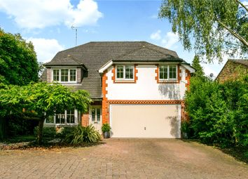 Thumbnail 5 bedroom detached house for sale in Armand Close, Watford, Hertfordshire