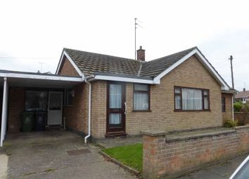 Thumbnail 3 bed detached bungalow for sale in Cotoneaster Court, Gorleston, Great Yarmouth