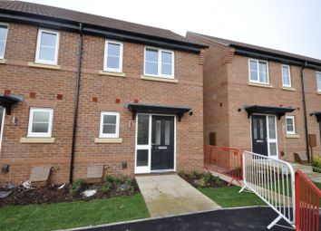 Thumbnail 2 bed semi-detached house for sale in Hampton Lane, Littleover, Derby