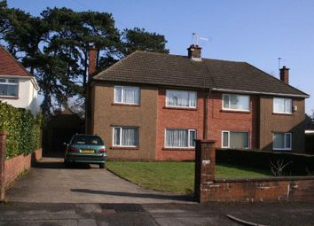 Thumbnail 3 bedroom property to rent in Marionville Gardens, Llandaff, Cardiff