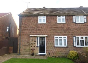 Thumbnail 3 bed semi-detached house for sale in Runfold Avenue, Luton