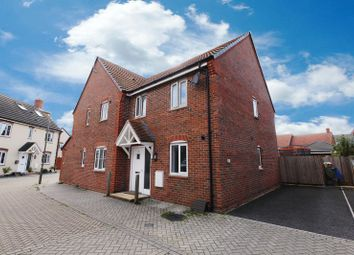 Thumbnail 2 bedroom semi-detached house for sale in Lime Walk, Didcot