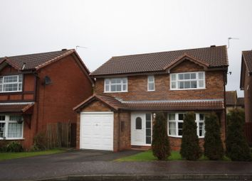Thumbnail 4 bed detached house to rent in Parklands, Worle Weston Super Mare