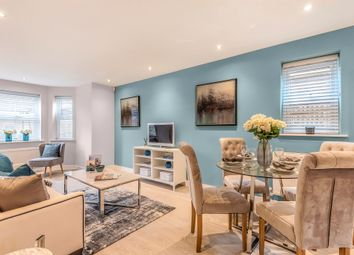 Thumbnail 1 bedroom flat for sale in Campden Road, South Croydon
