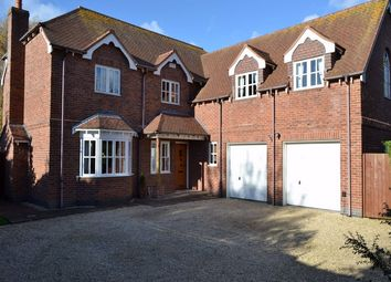Thumbnail 5 bed detached house for sale in Neston Road, Ness, Cheshire