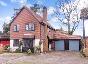 Thumbnail 4 bed detached house for sale in Wheatfield Way, Horley, Surrey