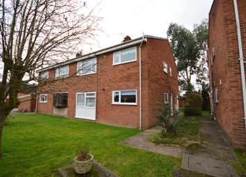 Thumbnail 2 bed flat for sale in Dunbar Close, Little Sutton, Ellesmere Port