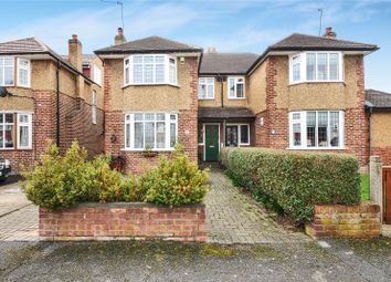 Thumbnail 3 bed semi-detached house for sale in Hillcroft Crescent, Ruislip, Middlesex