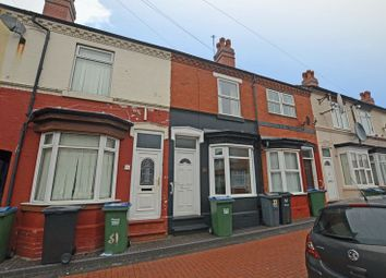 Thumbnail 3 bed terraced house to rent in Capethorn Road, Smethwick