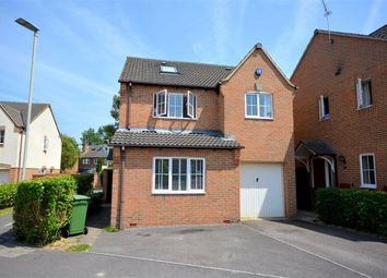 Thumbnail 4 bed detached house for sale in Rosedale Close, Hardwicke, Gloucester