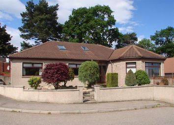 Thumbnail 5 bed detached house for sale in Springfield Gardens, Elgin