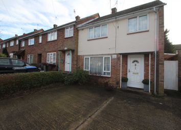 Thumbnail 3 bed end terrace house for sale in Fletcher Way, Hemel Hempstead