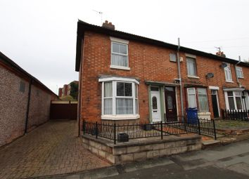 2 bed end terrace house for sale in Rolleston Road, Horninglow, Burton-On-Trent DE13