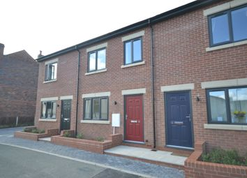 Thumbnail 3 bed town house for sale in The Rookery, Silverdale, Newcastle-Under-Lyme