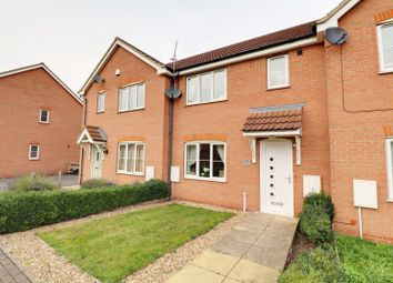 Thumbnail 3 bed terraced house for sale in Gadwall Way, Scunthorpe