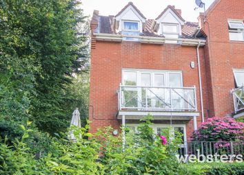 Thumbnail 5 bedroom town house for sale in Old Laundry Court, Norwich