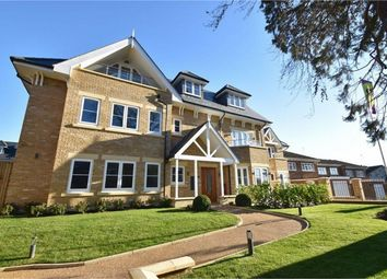 Thumbnail 3 bed flat for sale in Amaris Lodge, Old Park Road, Enfield, Middlesex