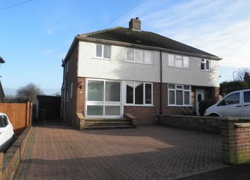 Thumbnail 3 bedroom semi-detached house for sale in Cedar Road, Botley, Oxford
