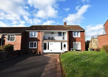 Thumbnail 2 bedroom flat for sale in Headland Crescent, Whipton, Exeter, Devon