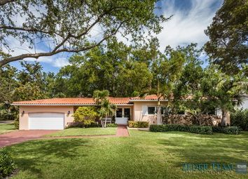 Thumbnail 4 bed property for sale in 545 San Servando Ave, Coral Gables, Florida, United States Of America