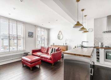 Thumbnail 2 bed flat for sale in Gladstone Road, Wimbledon