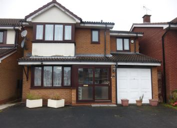 Thumbnail 4 bed property for sale in Fairlawns, Yardley, Birmingham