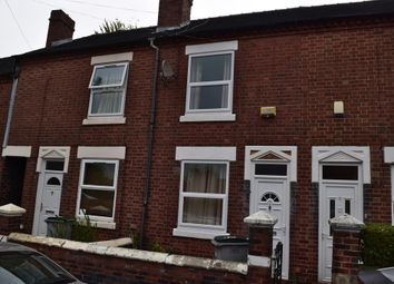Thumbnail 3 bedroom terraced house for sale in Alexandra Road, Normacot, Stoke-On-Trent