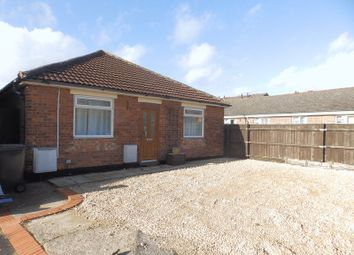 Thumbnail 3 bed detached bungalow for sale in Kitchener Street, Swindon