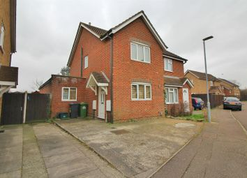 Thumbnail 4 bed semi-detached house for sale in Teresa Gardens, Waltham Cross, Herts
