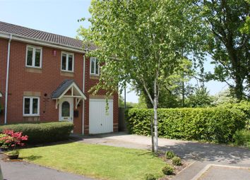 Thumbnail 3 bedroom semi-detached house for sale in Woodcock Square, Mickleover, Derby