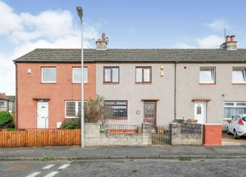 Thumbnail 2 bed terraced house for sale in Craigmount Road, Dundee
