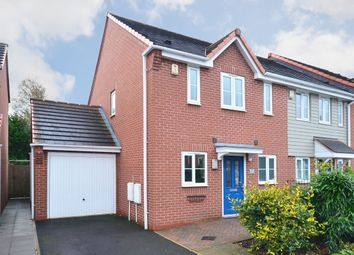 3 bed town house for sale in Warners Drive, Weston Heights, Stoke-On-Trent ST3