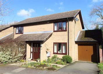 Thumbnail 2 bed semi-detached house for sale in Atterbury Close, West Haddon, Northampton