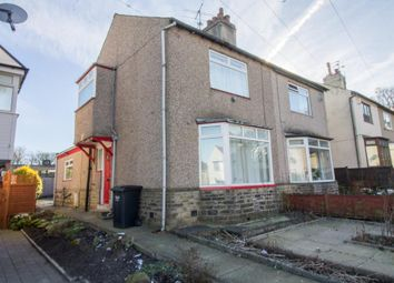 Thumbnail 2 bed semi-detached house for sale in Lee Mount Gardens, Halifax