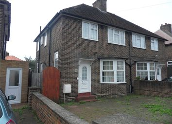 Thumbnail 3 bed semi-detached house to rent in Ridgebrook Road, Kidbrooke, London