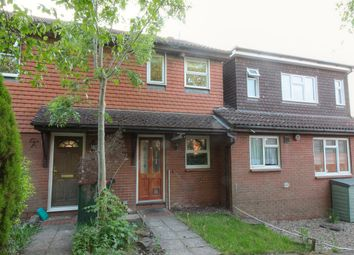 Thumbnail 2 bed terraced house for sale in St. Aubin Close, Crawley