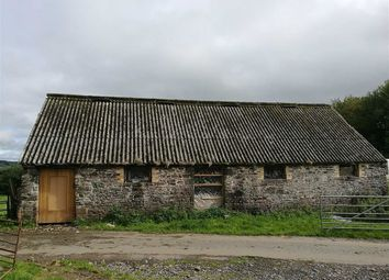 Thumbnail Barn conversion for sale in Brecon, Brecon, Powys