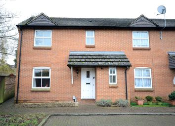 Thumbnail 2 bed end terrace house for sale in Hunters Mews, Alexandra Road, Aldershot