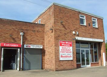 Thumbnail Commercial property to let in Hewell Road, Redditch, Worcs
