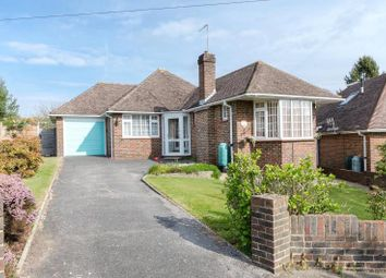 Thumbnail 2 bed detached bungalow for sale in Franklands Close, Findon Valley, Worthing