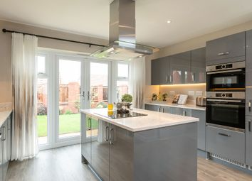"""Thumbnail 4 bed detached house for sale in """"The Berrington"""" at Taunton Road, Wellington"""