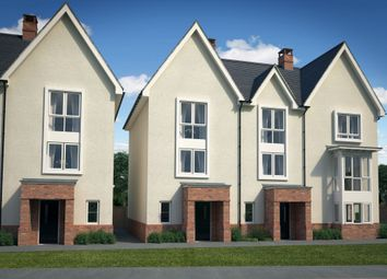 "Thumbnail 3 bed end terrace house for sale in ""Cannington"" at William Morris Way, Tadpole Garden Village, Swindon"