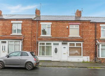 Thumbnail 2 bed terraced house for sale in Major Street, Darlington, Durham