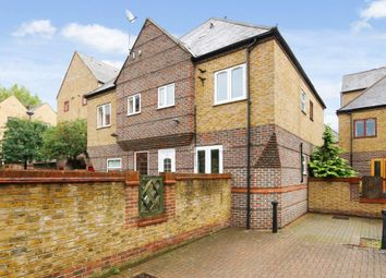 Thumbnail 2 bed semi-detached house to rent in Cunard Walk, London