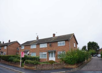 Thumbnail 4 bed semi-detached house for sale in Bembridge Close, Swindon